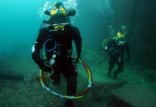 Commercial Diver 2